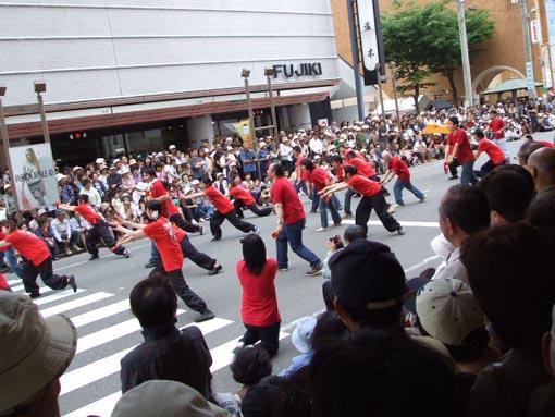 6月23日 ヤートセ秋田祭_f0019498_20375831.jpg