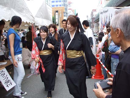 6月23日 ヤートセ秋田祭_f0019498_20383132.jpg
