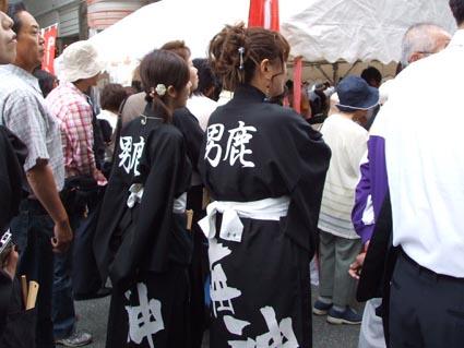 6月23日 ヤートセ秋田祭_f0019498_2039793.jpg