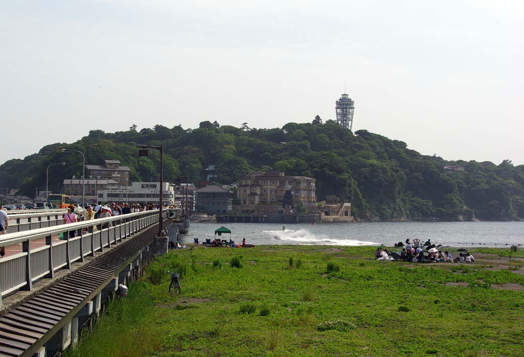 休日の江ノ島_e0127034_1074100.jpg