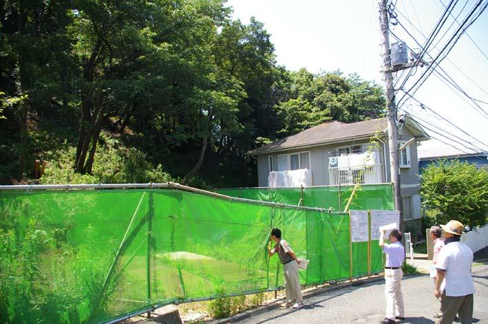 六国見山麓の宅地開発と有料老人ホーム建設は無関係_c0014967_016043.jpg