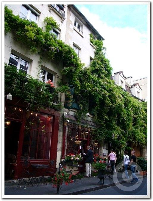 ■ノートルダル界隈のレストラン(パリ)_a0014299_919283.jpg