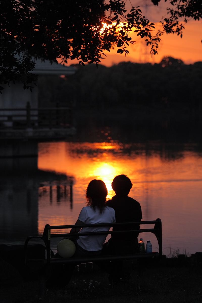 綺麗な夕日_f0021869_1835032.jpg