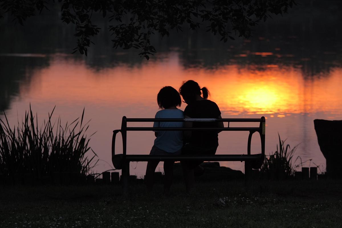 綺麗な夕日_f0021869_1841528.jpg