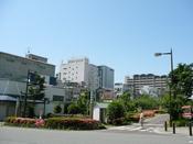 飯田駅から美術館への来かた_b0103889_2037845.jpg