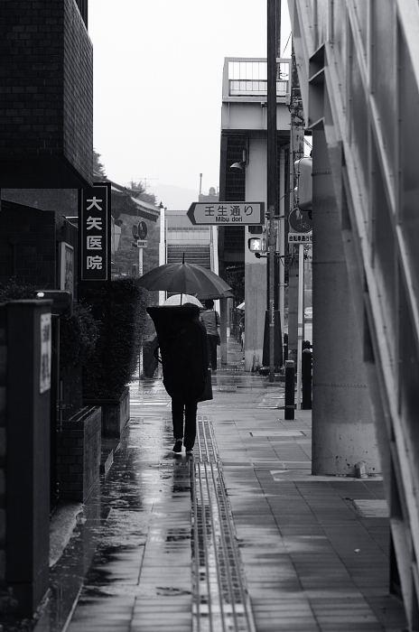 雨の日街角・其の二 東寺_f0032011_19572834.jpg