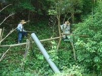 定例活動日:谷筋草刈り_c0108460_17383389.jpg