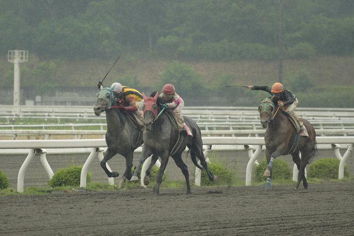 2007年6月24日(日) 高知競馬 9R 倉兼育康騎手壮行特別_a0077663_18252241.jpg