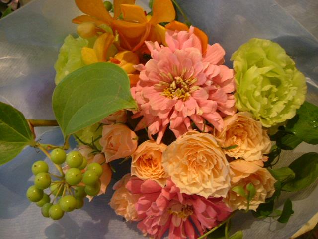 オークリーフ(個性派の花たち)_f0049672_1436887.jpg