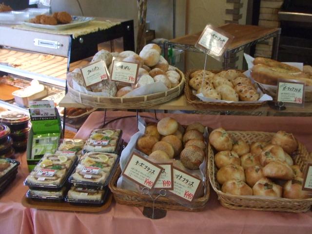 やきたてパン工房 Sun Marron_f0076001_212813.jpg