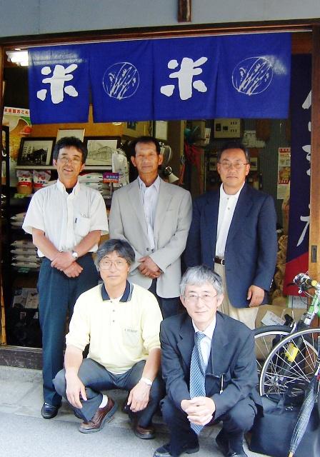 会津米作り21世紀の会のみなさん_f0073704_0212836.jpg