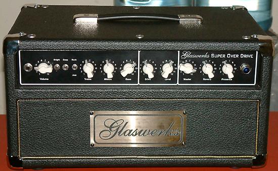 Robben Ford Soundを意識した「Glaswerks」。_e0053731_19161544.jpg