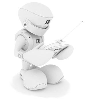 こっちはロシア発最新ロボット。_a0077842_22491416.jpg