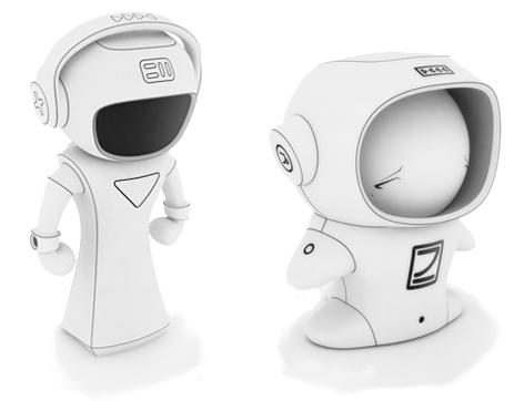 こっちはロシア発最新ロボット。_a0077842_22493236.jpg