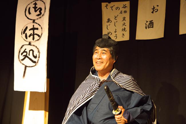 「アリとイサト六十祭」その三 お芝居_c0054876_20211956.jpg