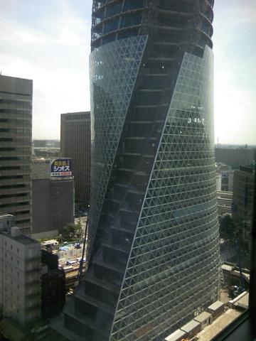 名古屋駅に遊びに行ってまいりやした。_c0061727_2236021.jpg