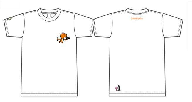 東京国際ブックフェアにて こまちゃんTシャツ 発売開始!_c0084780_1454531.jpg