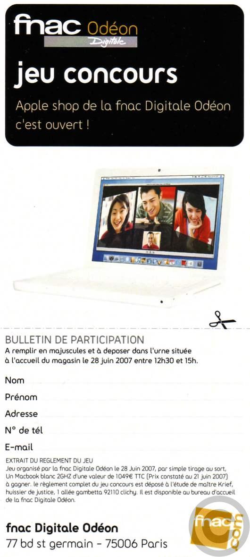 ■Apple Shop Open6月28日(パリ)_a0008105_213643.jpg