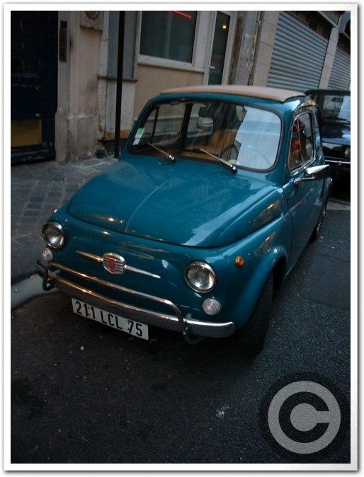 ■街角の車(パリ)_a0008105_549124.jpg