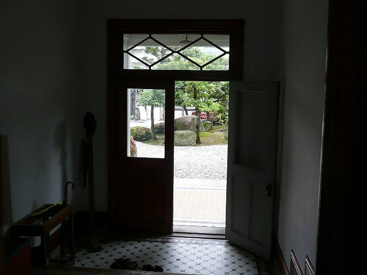 名古屋の旧豊田佐助邸_c0112559_10221640.jpg