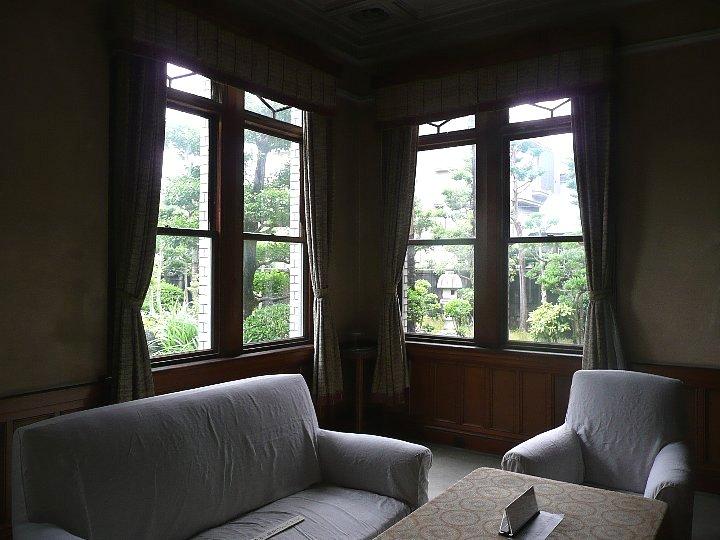 名古屋の旧豊田佐助邸_c0112559_102363.jpg