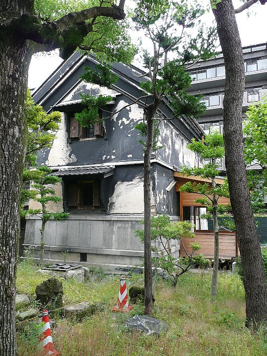 名古屋の旧豊田佐助邸_c0112559_10352910.jpg