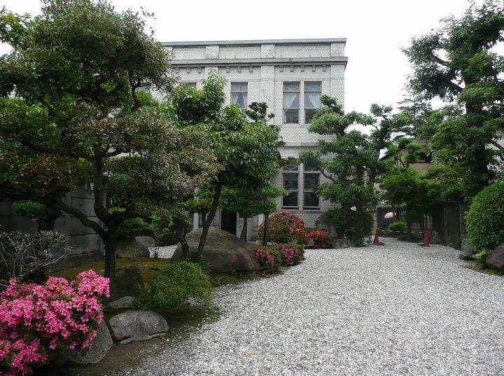 名古屋の旧豊田佐助邸_c0112559_10372986.jpg