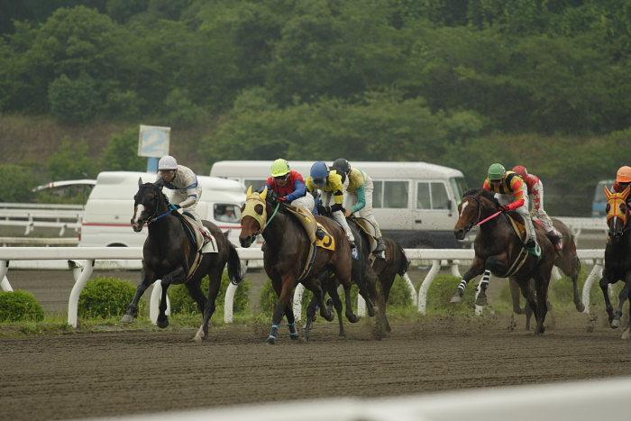 2007年6月24日(日) 高知競馬 3R _a0077663_1943554.jpg