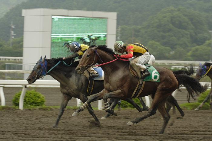 2007年6月24日(日) 高知競馬 3R _a0077663_19435738.jpg