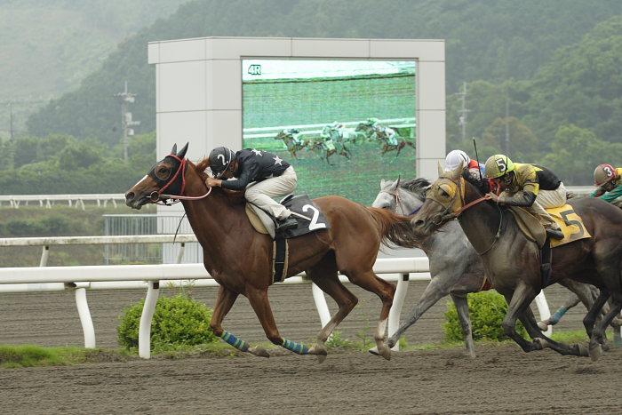 2007年6月24日(日) 高知競馬 4R_a0077663_20124439.jpg