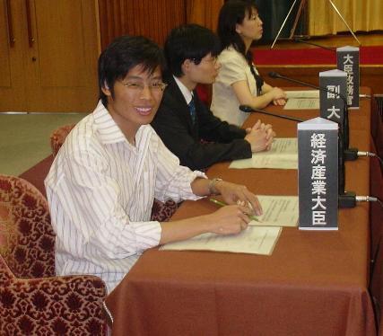 """我在日本当""""部长""""/早稻田大学 赵新利_d0027795_9201165.jpg"""
