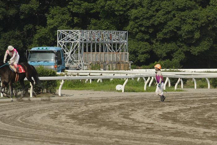 2007年6月30日(土) 高知競馬 10R 高知なすは日本一特別 レース_a0077663_19391259.jpg