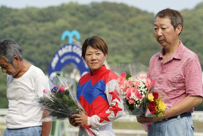 2007年6月30日(土) 高知競馬 10R 高知なすは日本一特別 レース_a0077663_19393154.jpg