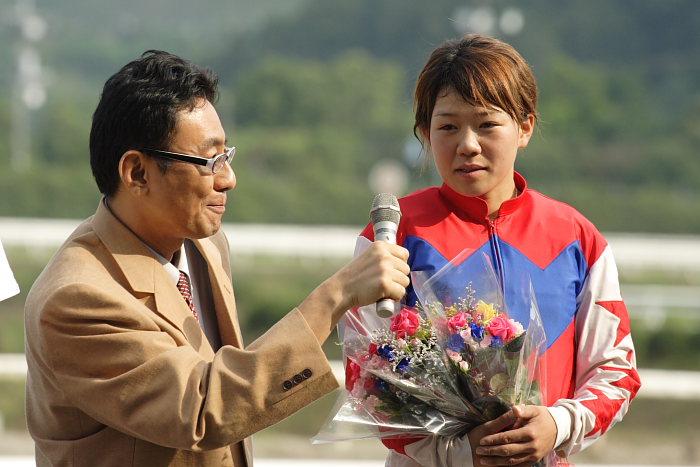 2007年6月30日(土) 高知競馬 10R 高知なすは日本一特別 レース_a0077663_19394044.jpg
