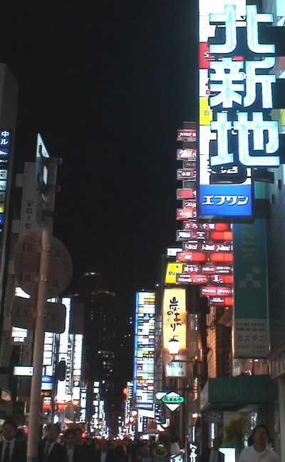 イボイノシシの道草・北新地(Ⅰ)      2007年6月29日_d0083265_23134789.jpg