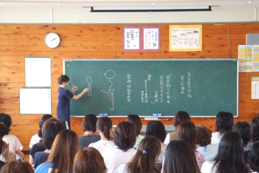 清水西小学校にてセミナーしてきました♪_a0079474_14421850.jpg