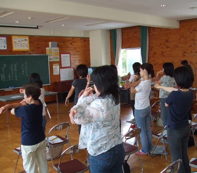 清水西小学校にてセミナーしてきました♪_a0079474_14533944.jpg