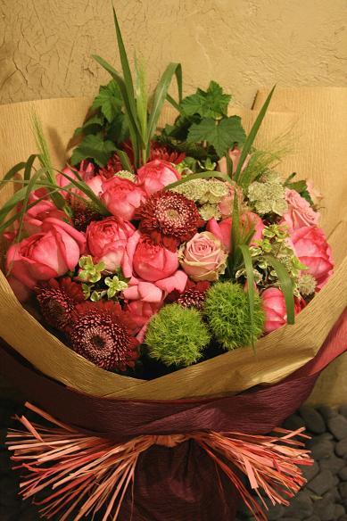 イブピアッチェの花束。_c0069389_8405671.jpg