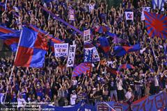 FC東京ゴール裏 vs横浜F.M ナビスコカップ2007