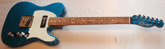 当店オリジナルの「Deluxecaster 332」が完成!_e0053731_19251022.jpg