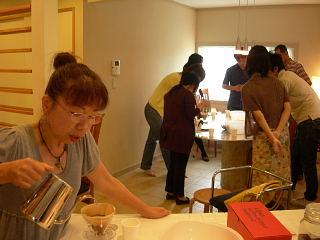 コーヒーの淹れかた教室は大成功_e0109554_18572673.jpg