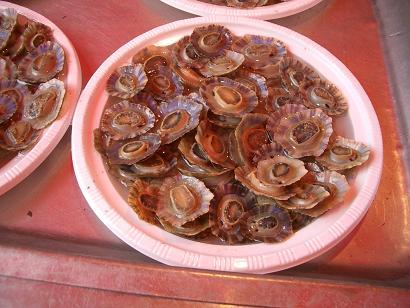 一周年記念!イタリアの市場その3 カターニャ魚介編_b0107003_18154845.jpg