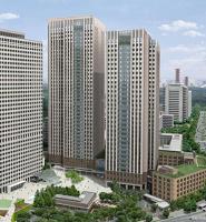 都市再生機構など、霞が関R7プロジェクト「霞が関コモンゲート」の計画概要を発表 東京都千代田区_f0061306_5472328.jpg