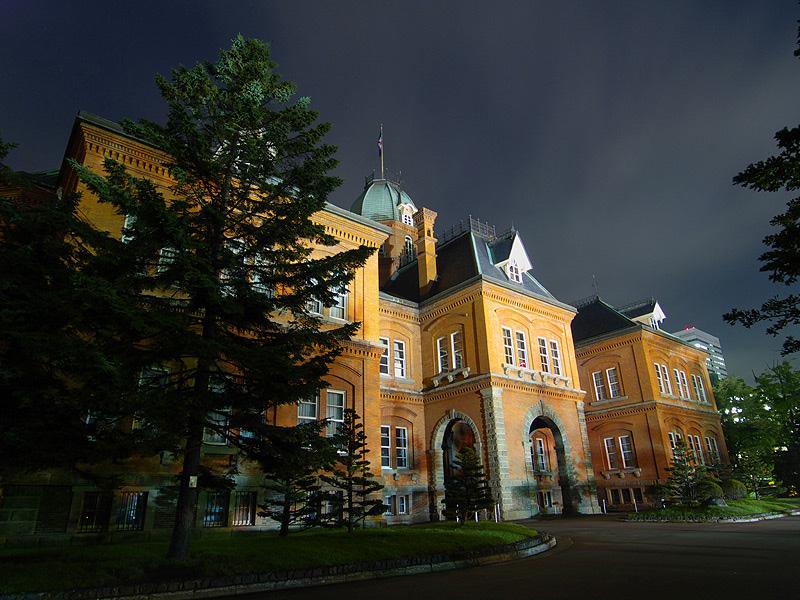 北海道庁赤レンガ庁舎(旧本庁舎)_a0101656_21532464.jpg