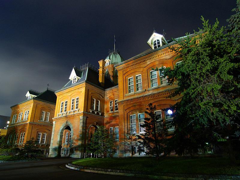 北海道庁赤レンガ庁舎(旧本庁舎)_a0101656_21533724.jpg