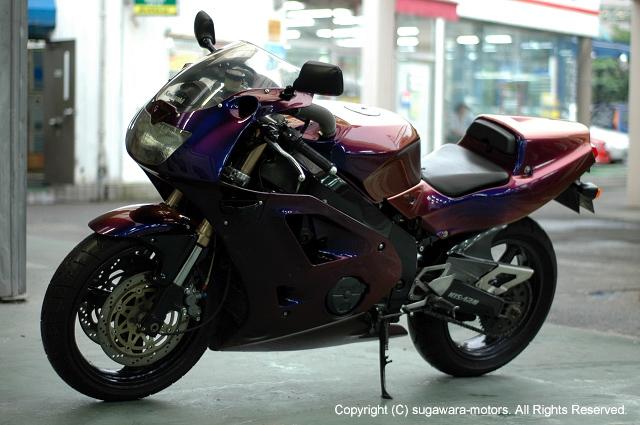 バイクのオールペンも承ります。_e0125990_18182069.jpg
