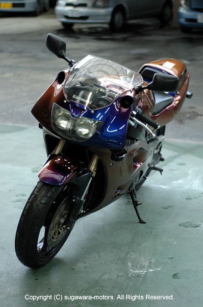 バイクのオールペンも承ります。_e0125990_18183297.jpg