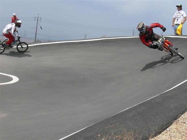 2007JBMXFジャパンシリーズ西日本選手権VOL4 Day1年齢別クラス予選の画像垂れ流しその2_b0065730_22502023.jpg