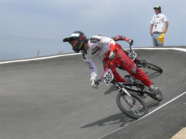 2007JBMXFジャパンシリーズ西日本選手権VOL4 Day1年齢別クラス予選の画像垂れ流しその2_b0065730_2250346.jpg