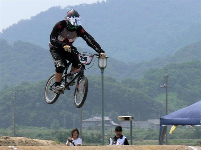 2007JBMXFジャパンシリーズ西日本選手権VOL4 Day1年齢別クラス予選の画像垂れ流しその2_b0065730_22513580.jpg